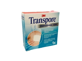 3M™ Transpore™ Fixierpflaster 1527NP-0, 12.5 mm x 5 m